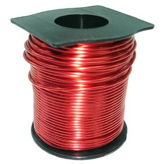 MAGNET WIRE 16AWG 1.29MM 380GR 111FT APPROX.
