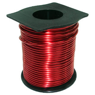 MAGNET WIRE 14AWG 1.62MM 344GR 62FT APPROX.