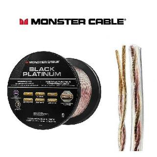 SPEAKER WIRE AWG 16 DLX 100FT FT4 CL3 MONSTER CABLE
