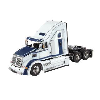 WESTERN STAR 5700XE METAL EARTH 3 SHEET MODEL