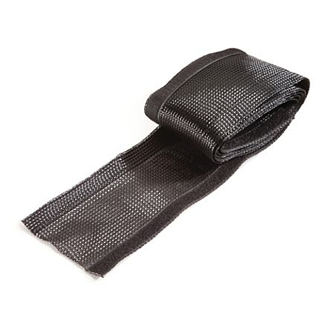 EXPANDABLE SLEEVE 1IN BLK 6FT 