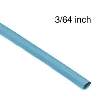 TUBING HST 3/64INX4FT SW BLUE 