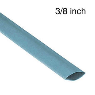 TUBING HST 3/8INX4FT SW BLUE 