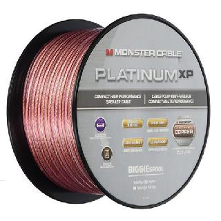 SPEAKER WIRE 16AWG 100FT PLATINUM