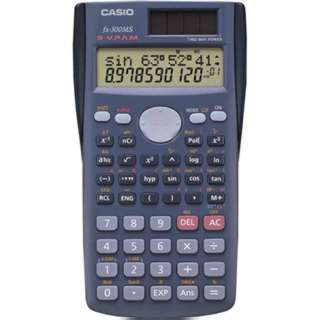 CALCULATOR SCIENTIFIC 2 LINE DISPLAY