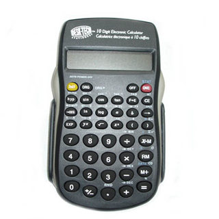 CALCULATOR SCIENTIFIC 10 DIGIT 