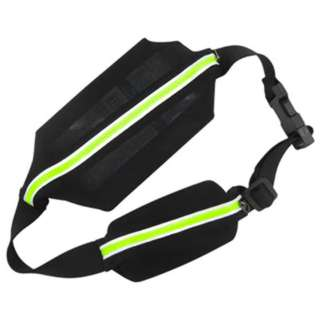 WAIST POUCH W/2 ADJUSTABLE POCKETS