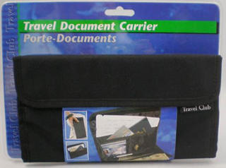 TRAVEL DOCUMENT CARRIER 
