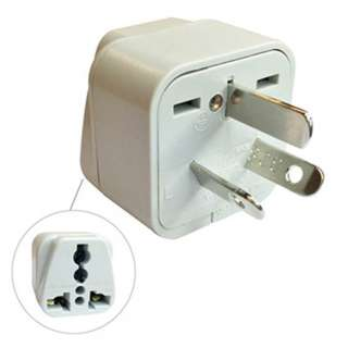 TRAVEL ADAPTER 3P AUSTRALIAN PL TO UNIVERSAL JACK
