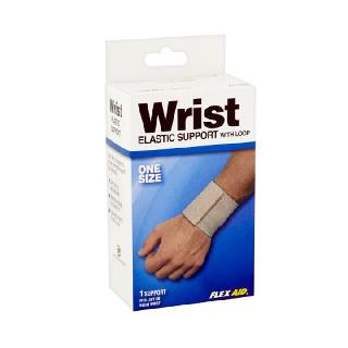 WRIST ELASTIC SUPPORT W/LOOP 