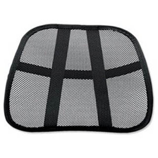 BACKREST SUPPORT MESH TYPE BLACK 