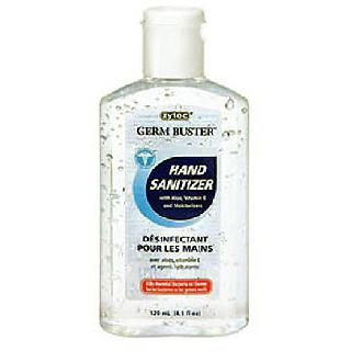 HAND SANITIZER 120ML FLIP CAP 