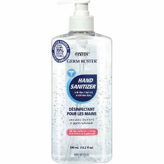 HAND SANITIZER 540 ML 