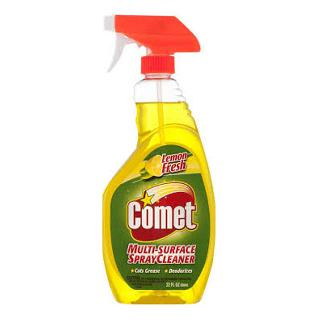 COMET MULTI-SURFACE SPRAY 650ML CLEANER