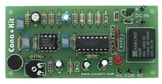 CLAP ON/OFF RELAY SWITCH 