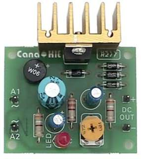 POWER SUPPLY 3-20V0.3A REGULATED 